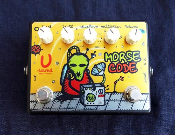 U-Sound - Morse Code